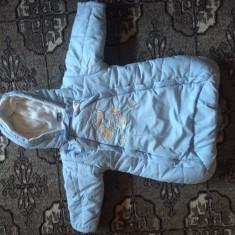 Haine Copii 0 - 6 luni, Salopete, Unisex - Salopeta de iarna din fas pt bebelusi