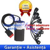 Tester multimarca DELPHI DS150E + Cabluri camioane compatibile AutoCom si Delphi - Tester diagnoza auto
