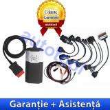 Tester multimarca DELPHI DS150 E + Cabluri turisme compatibile AutoCom si Delphi - Tester diagnoza auto