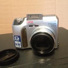Aparat Foto compact Olympus, Compact, Sub 5 Mpx, Peste 20x, Sub 2.4 inch - DIGITAL CAMERA - OLYMPUS - C-730 - (JAPAN) - 3, 2 MP/ZOOM 10X - Stare PERFECTA !