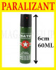 Spray Paralizant / Spray Paralizant 60 ml / Spray NATO