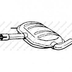 Toba finala auto - Toba esapamet intermediara VW PASSAT 3A2 35I PRODUCATOR BOSAL 233 487