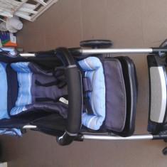 Carucior landou si sport 2in 1 - Carucior copii 2 in 1 Bebe Confort, Altele, Albastru