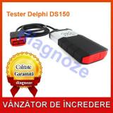 Tester diagnoza auto - Tester Delphi DS150E + Cabluri turisme si camioane # GARANTIE#
