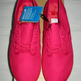 Gravis Slymz Skate Shoes Chinese Red - Tenisi dama Gravis, Marime: 38, Culoare: Rosu, Textil