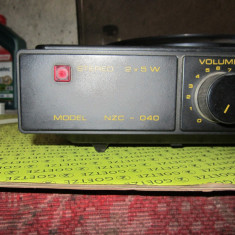 Pickup audio - PICK-UP TESLA NZC 040 VINTAGE astept oferte
