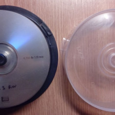 25 DVD+RW REINSCRIPTIBILE VERBATIM - FOLOSITE DE 3 - 4 ORI Verbatin