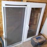Vand fereastra profil PVC Rehau + geam termopan