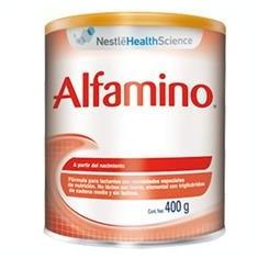 Lapte Praf Alfamino 0-6Luni Nestle 400gr Cod: 7613033822445