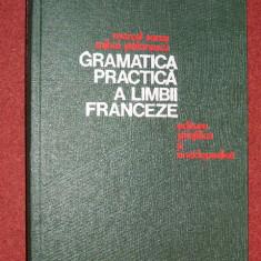 Gramatica practica a limbii franceze - M.Saras, M.Stefanescu - Curs Limba Franceza