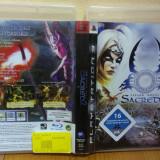 Sacred 2: Fallen Angel (PS3) (ALVio) + sute de alte jocuri  ( VAND / SCHIMB )