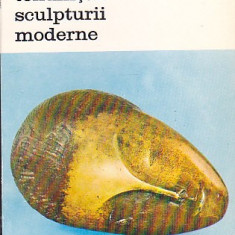 WALTER ZANINI - TENDINDELE SCULPTURII MODERNE ( BAN 193 ) - Carte sculptura