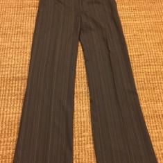 Pantaloni dama Vero Moda, noi, mas. 38, Culoare: Gri, Lungi, Bumbac
