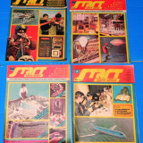 Carte educativa - Revista START SPRE VIITOR 1983 - NR 3, 6, 7, 10, 12 1984 - NR 3