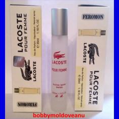 Parfum Lacoste - PARFUM DAMA COLECTIA FEROMON LACOSTE POUR FEMME 35ML