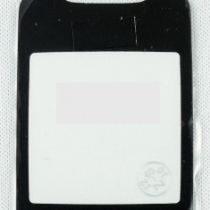 Geam carcasa - Geam Nokia 8800 Sirocco Black original