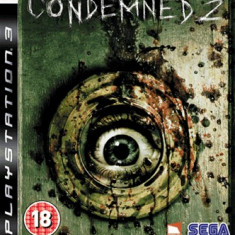 Jocuri PS3 Sega, Actiune, 18+, Multiplayer - Condemned 2: Bloodshot - Joc ORIGINAL - PS3