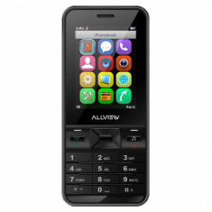 Telefon Allview, Negru, Nu se aplica, Neblocat, Dual SIM, Fara procesor - Allview Start M7