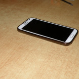 Samsung Galaxy Note 2 - Telefon mobil Samsung Galaxy Note 2, Alb, Neblocat