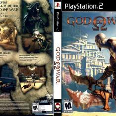Joc original God Of War pentru consola PlayStation2 PS2 - Jocuri PS2 Sony, Actiune, Toate varstele, Multiplayer