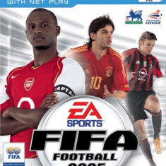 Jocuri PS2 Ea Sports, Sporturi, 3+, Multiplayer - FIFA 2005 - Joc ORIGINAL - PS2
