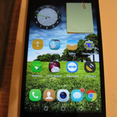 Telefon mobil Huawei Ascend P6, Negru, 8GB, Neblocat, Single SIM - HUAWEI Ascend P6 negru