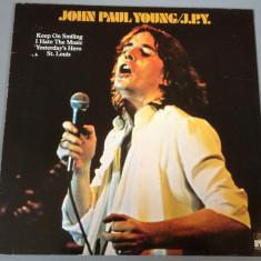 JOHN PAUL YONG - J.P.Y(1976/ ARIOLA REC/RFG)-gen:POP/ROCK - DISC VINIL/VINYL - Muzica Rock