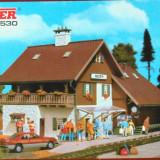 Gara Reith, Vollmer HO 3530, Scara HO(1:87) - Macheta Feroviara Alta, Accesorii
