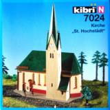 Biserica, Vollmer N 7024, Scara N(1:160)