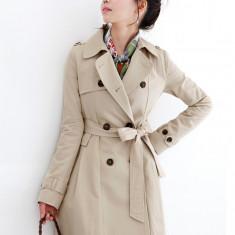 Trench/Jacheta dama stil ZARA MODEL NOU