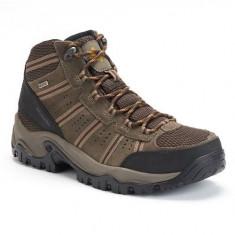 Pantofi impermeabili Columbia Grants Pass Waterproof (CLM-YM5144M-231) - Bocanci barbati Columbia, Marime: 40, 41, 42, 43, 45, Culoare: Maro