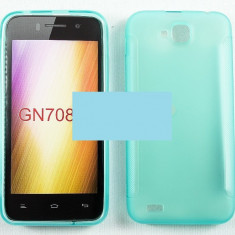 Husa telefon, Plastic, Husa - Toc plastic siliconat Allview P5 Quad