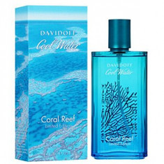 Davidoff Cool Water Coral Reef Limited Edition EDT 125 ml pentru barbati - Parfum barbati