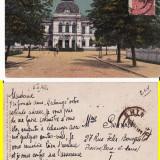 Ramnicu Sarat ( jud.Buzau ) - Palatul administrativ, Circulata, Printata