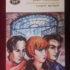 Jean Cocteau - Copiii teribili BPT 1407 - Roman