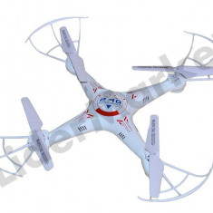 Drona - Quadcopter aircraft 4 canale si Gyro 31 x 31 cm