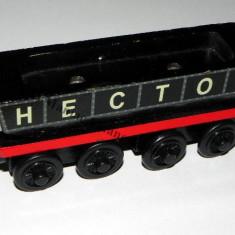 Wooden trenulet jucarie Thomas - HECTOR vagon lemn magnet - 100% original - RAR - Trenulet de jucarie Thomas Wooden, Unisex