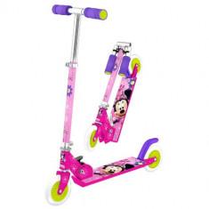 Trotineta Pliabila Minnie Mouse - Trotineta copii Stamp