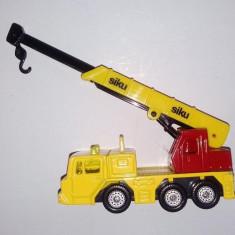 Macheta Siku - 1326 - Macara hidraulica - Macheta auto Siku, 1:87