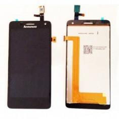 LCD/Display cu touchscreen Lenovo S660 negru - Display LCD