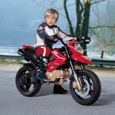Masinuta electrica copii Peg Perego - Motocicleta Ducati Hypermotard