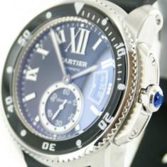 Cartier Calibre de Cartier Diver - calitate maxima ! - Ceas barbatesc Cartier, Casual, Inox, Cauciuc, Analog