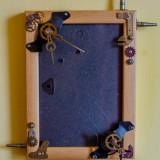 Rama Foto Steampunk - Handmade UNICAT