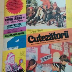 Cutezatorii 4 din 27 ianuarie 1977, anul XI (nr. 487)/ Neuitatul an 1907 ep. 2 - Revista scolara