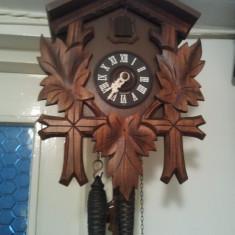Ceasuri de perete - Ceas cu cuc West Germany
