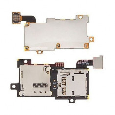 Piese GSM - Suport SIM/cititor Sim+Card Samsung i9300 Galaxy S III original