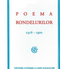 Carte poezie - Alexandru Macedonski - Poema rondelurilor 1916-1920 - 2421