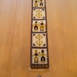 Metal/Fonta - Clopotel din alama cu cordon cusut manual, Germania-vezi galerie foto