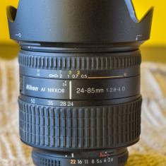 Vand Obiectiv Nikon AF Zoom-Nikkor 24-85mm f/2.8-4D IF - Obiectiv DSLR Nikon, All around, Autofocus, Nikon FX/DX, Stabilizare de imagine