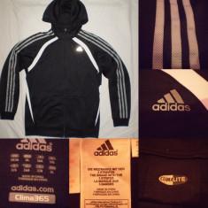 Bluza sport ADIDAS cu gluga original ultras casual sport trening - M - Jacheta barbati, Marime: M, Culoare: Din imagine
